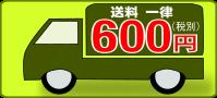 送料一律600円